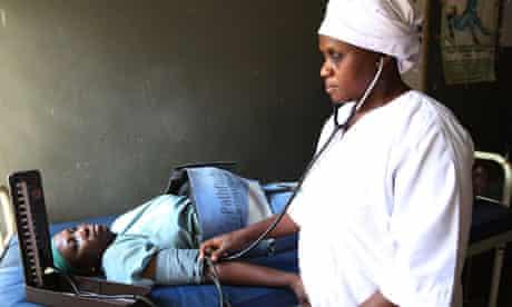 MDG lifewraps and maternal health