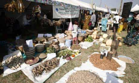 MDG : Economical growth in Africa : annual exhibition of the ten States of South Sudan, in Juba