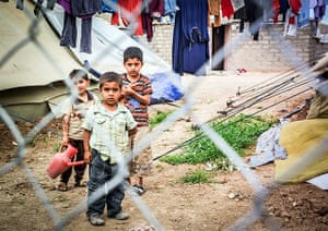 Syrian refugees in Iraq: MDG Syrian refugees in Iraq