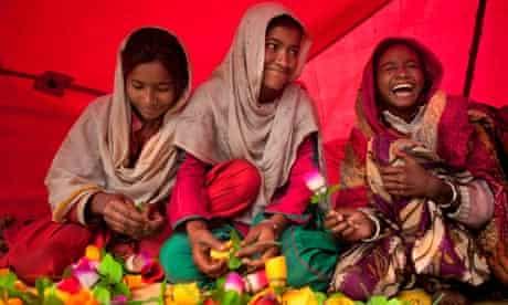MDG women in India