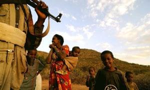 MDG : Eastern Ogaden in Somali region of Ethiopia : ONLF War