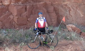 Bike blog : Chris Oliver who rode from Los Angeles to Boston