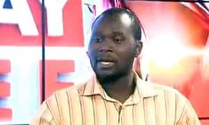 MDG : Ghana : Food Sovereignty Ghana Deputy Chairperson Duke Tagoe