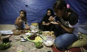 MDG : Syrian Refugees and housing  : neighbourhood of the Lebanese coastal city of Tripoli