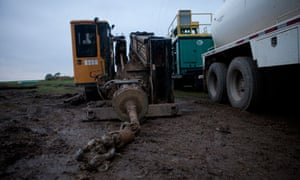 Fracking for shale gas :  Natural Gas Hydraulic Drilling in Eastern Pennsylvania