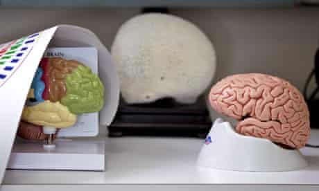 Noanotechnology research on brain at IBM Almaden research facility