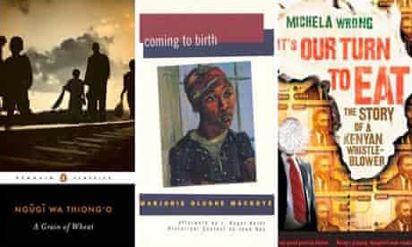MDG : Kenya book reviews : Ngugi wa Thiong'o, Marjorie Oludhe Macgoye and Michela Wrong