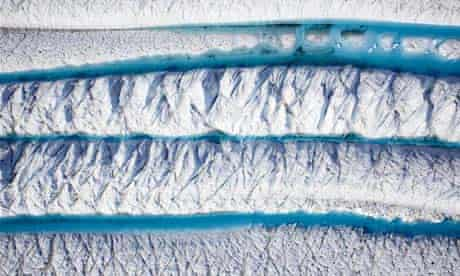 Monitoring ice sheet of Greenland with IcePod