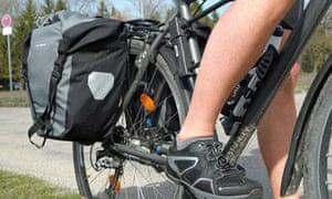 Bike blog panniers : Ortlieb Back Roller
