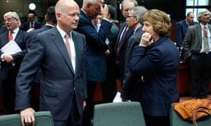 MDG : Egypt and EU aid : extraordinary EU Foreign Affairs Council