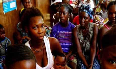 MDG : Family planning