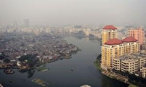 MDG : Inequality : slum and housing developments in Bangladesh