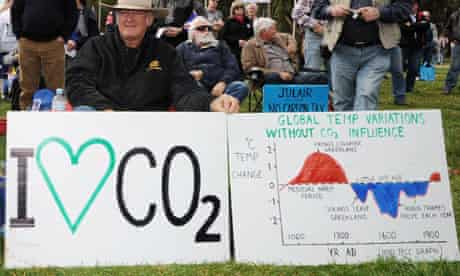 Planet Oz blog : Climate deniers and misinformation