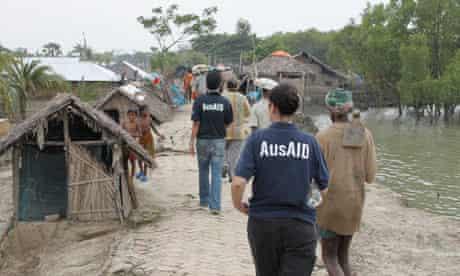 MDG : AusAID, Australia Aid in Bangladesh
