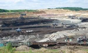 MDG : European Bank for Reconstruction and Development (EBRD) : Kolubara coal mine complex