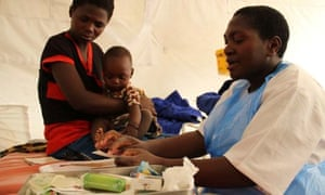 MDG : Malawi : UK medical aid : Banja La Mtsogolo (BLM) supported by UKaid