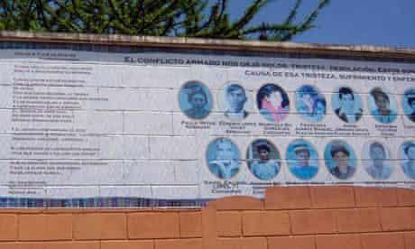 MDG : Guatemala : Rio Negro massacre