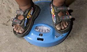 MDG : Obesity in India