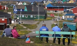 Greenland Climate change : A Laboratory For The Symptoms Of Global Warming