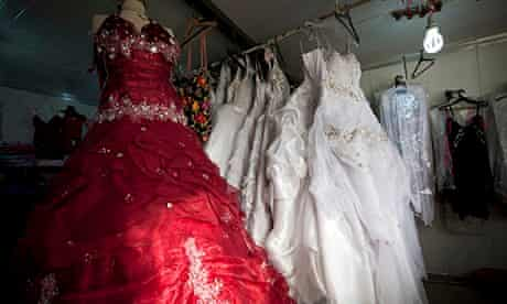 MDG : Wedding dresses in Amman, Jordan