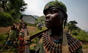 MDG : Mai Mai militia moves to Katanga province, DRC