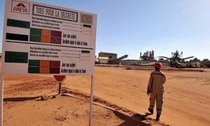 MDG : Uranium mining and Areva in Arlit, Niger
