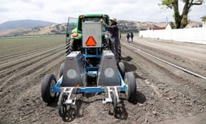 Robot farmers are the future of agriculture, says government