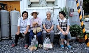 MDG Japanese women