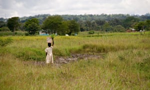 MDG farmer in Tanzania