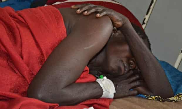 MDG obstetric fistula in Uganda