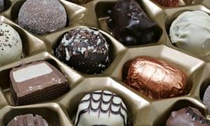 MDG : Box of chocolates