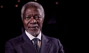 MDG : Kofi Annan