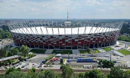 Poland national stadium