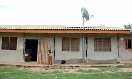 MDG : Mataheko primary school in Accra, Ghana