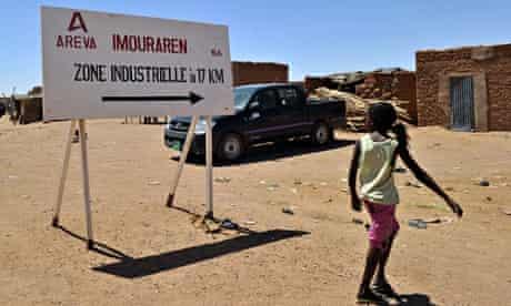 MDG uranium in Niger