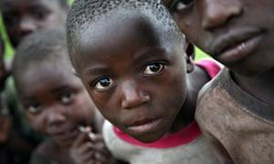 MDG : Children in Kisoro, Uganda