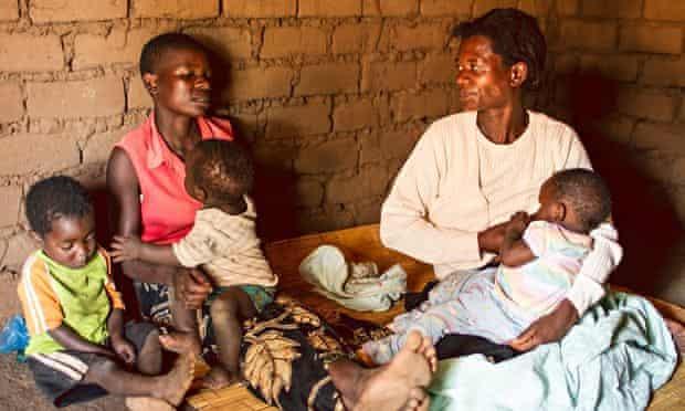 MDG Mother Buddies in Malawi