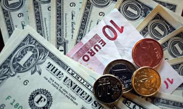 MDG dollars and Euros