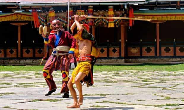 MDG The Ura festival, Bhutan