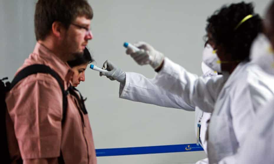 MDG Kenya on high alert over Ebola