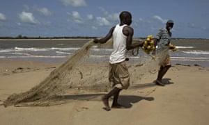 MDG Fishermen in Lamu
