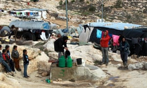 MDG well in the West Bank