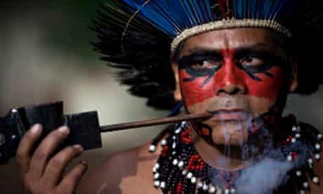 MDG indigenous man