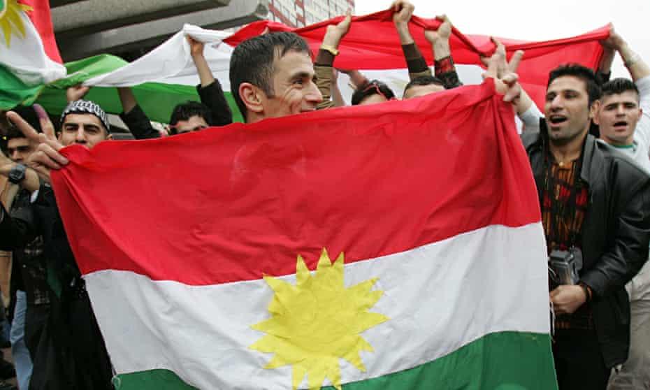 MDG Iraqi Kurdish men