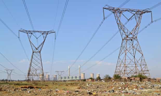 MDG Duvha Power Station