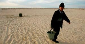 Global Warning: Kazakhstan desert