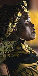 Wangari Maathai speaking in Nairobi