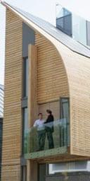 Kingspan LightHouse eco home