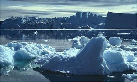 Greenland ice tipping point 'further off than thought' | Environment
