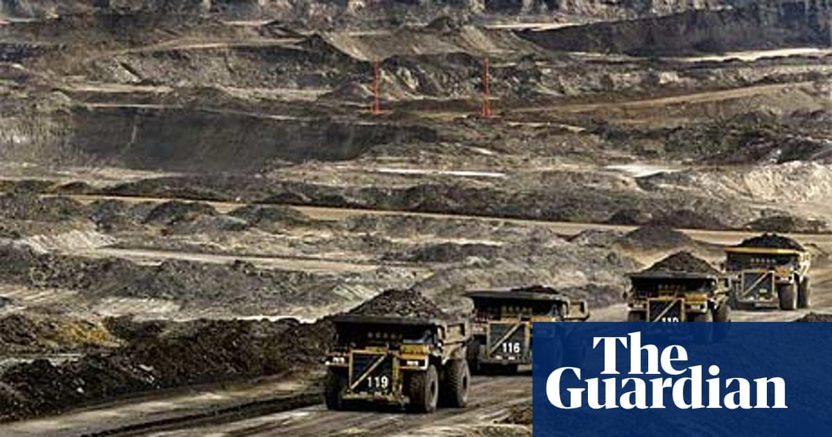 Aida Edemariam on the environmental impact of the tar sands